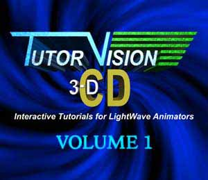 * TutorVision 3-D CD - Volume 1*